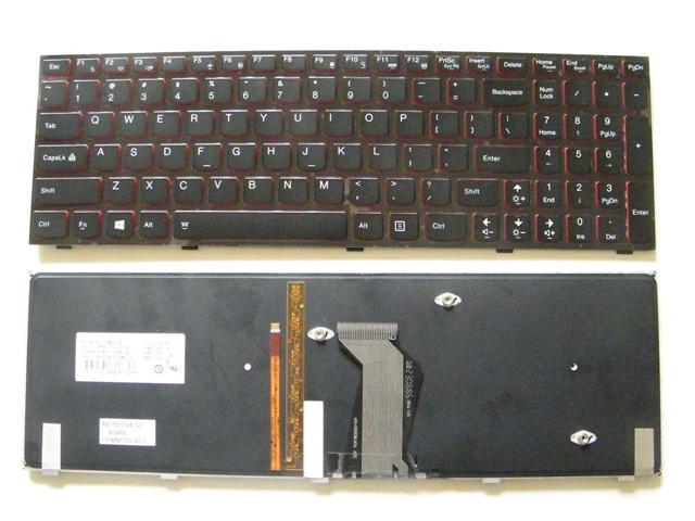 5790a49e36b Lenovo IdeaPad Y510 Y510P Keyboard US backlit - Newegg.com