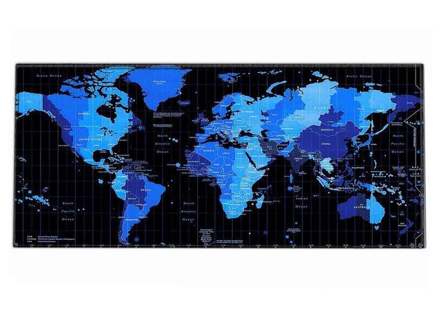 World map rubber mouse pad large mouse mat desk mats big mousepads world map rubber mouse pad large mouse mat desk mats big mousepads gaming rug xl for gumiabroncs Image collections
