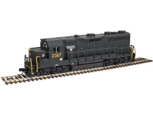 Atlas N Scale EMD GP35 Phase 1 (DCC Equipped) Pennsylvania Railroad/PRR  #2307 - Newegg com