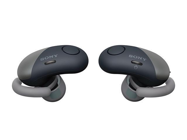 5986875924d Sony WF-SP700N/L True Wireless Splash-Proof Noise-Cancelling Earbuds with