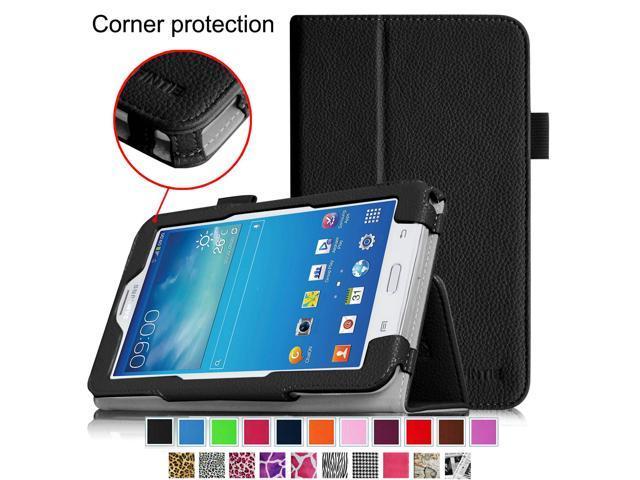 best service a6ed7 89ab6 Fintie Samsung Galaxy Tab E Lite / Tab 3 Lite 7.0 Case - Slim Fit Folio  Stand Leather Cover for Galaxy Tab 3 Lite 7.0 SM-T110 / SM-T111 / Tab E  Lite ...
