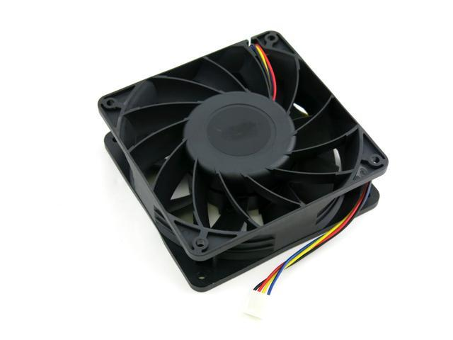 Bitmain Antminer S9 S9i Fan Replacement 120mm x 38mm 4500 RPM 186 2 CFM  4-Pin 12V - Newegg com