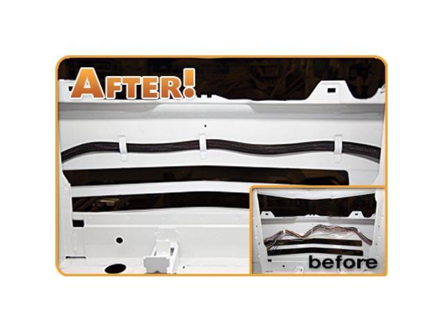 Keep It Clean Wiring Accessories KICWFAYL1X00L010 1 Yellow Ultra ...