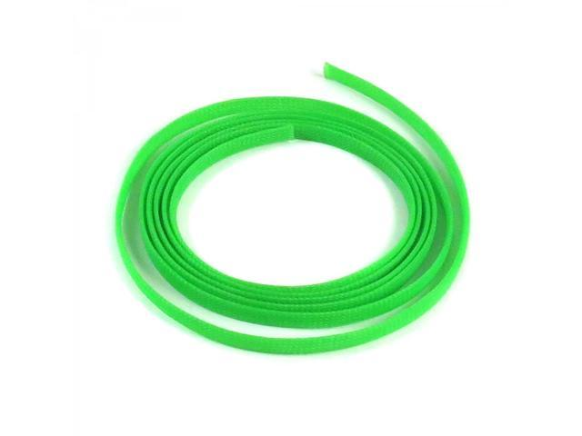 Keep It Clean Wiring Accessories KIC7ACD4 Green Ultra Wrap Wire Loom ...