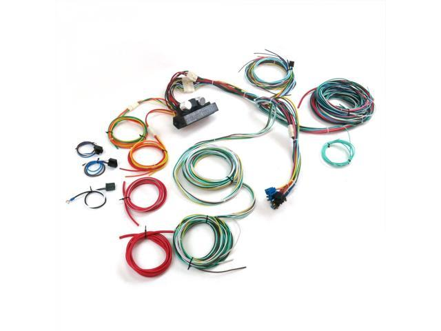keep it clean wiring accessories kica32efe ultimate 15 fuse 12v rh newegg com Painless Wiring Ford F-150 Wiring Harness Diagram