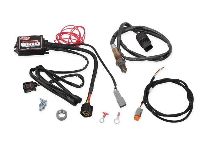 msd ignition 7765 wide band o2 module