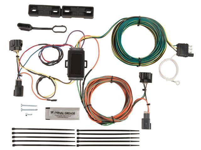 Tremendous Blue Ox Bx88313 Ez Light Wiring Harness Kit Fits Wrangler Lj Wiring Database Aboleterrageneticorg