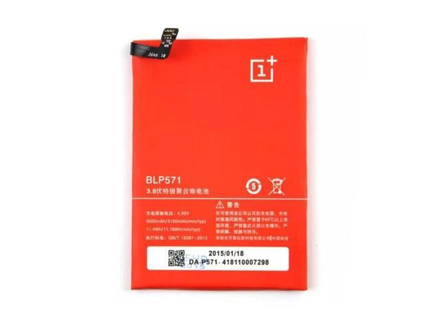 OnePlus One Internal Replacement Battery + Free Tools Set, BLP571, 3100mAh  - Newegg com