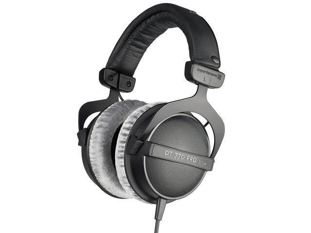 Beyerdynamic DT 770 Pro 80 Ohm Over-Ear Headphones