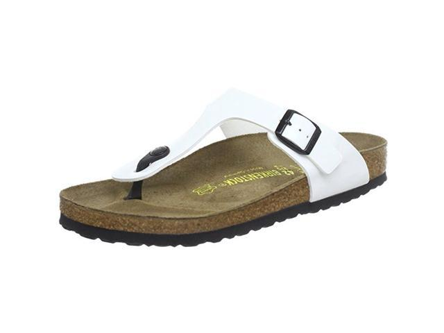 Birkenstock 543763 Women s Gizeh Birko-Flor Thong Sandals ccf3596754