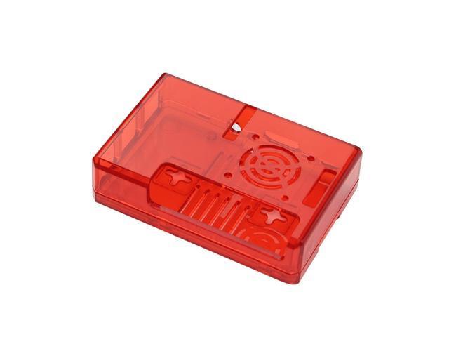 ABS Plastic Case Covers Shell EnclosuresBox For Raspberry Pi 2 Model B /& Pi 3 TB