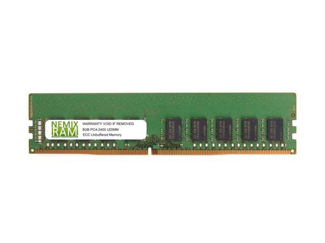 Dell SNPMT9MYC/8G A9654881 8GB (1x8GB) PC4-2400 ECC Unbuffered UDIMM Memory  for DELL PowerEdge R230 - Newegg ca