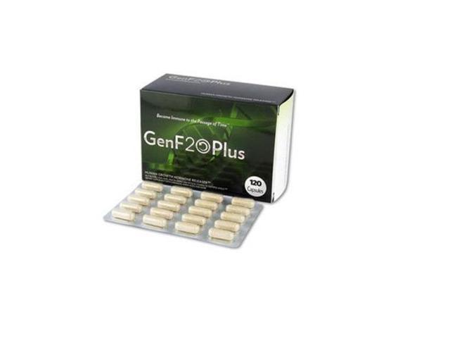 GenF20 Plus The #1 IGF1 Anti Aging Treatment, Pills Only, 120 count