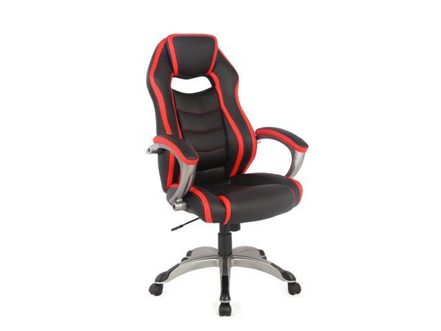 Proht High Back Executive Office Desk Chair Racing Style