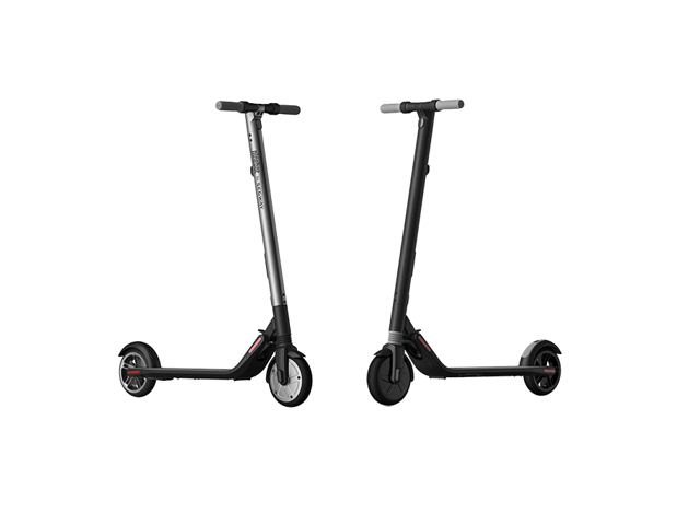 Segway ES2 Kick Scooter - High Performance Foldable Electric Scooter, 15.5 mph, 15.5 mile range