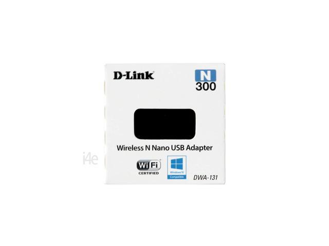 D-LINK WIRELESS NANO USB ADAPTER DWA-131 64BIT DRIVER DOWNLOAD