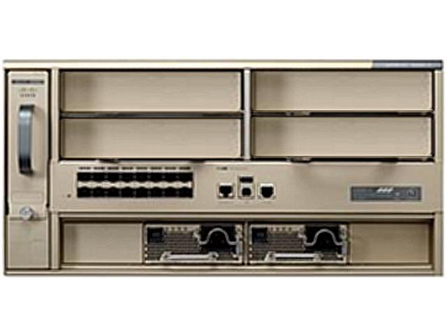 Cisco Catalyst C6880-X-LE Dual AC Power - Manageable - 20 x Cisco Catalyst  6880-X-Chassis (Standard Tables) - Manageable - 20 x Expansion Slots -