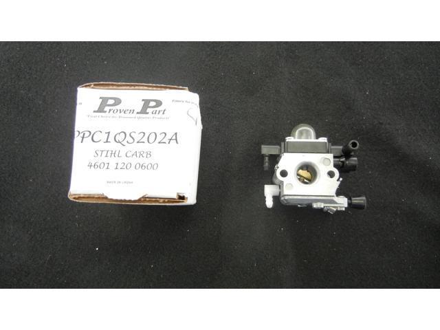 Carb Carburetor For Stihl MM55 MM55C Tiller Multi Engine 4601-120-0600 C1Q-S202A