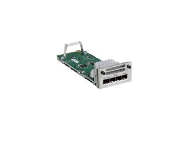 Cisco - C9300-NM-4G - Cisco Catalyst 9300 4 x 1GE Network Module, Spare -  For Data Networking - 4 1000Base-T Network - - Newegg com