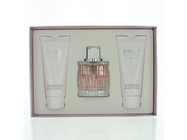 6501880db4b Jimmy Choo Illicit Flower By Jimmy Choo - 3 PIECE GIFT SET - 3.3 OZ ...