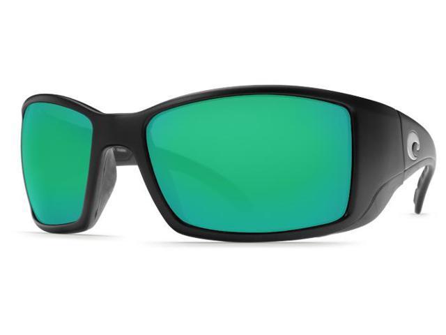 7acf417dc83 Costa Del Mar Blackfin Black Green Lens BL11OGMP Sunglasses - Newegg.com
