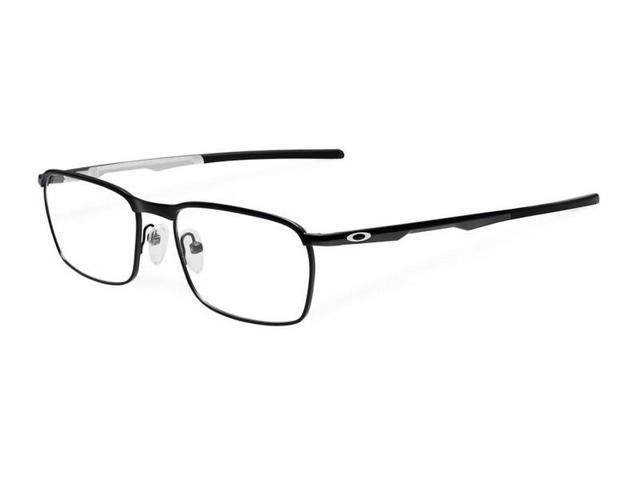 2f66dda04b05 Oakley OX3186-05 Conductor Men s Black Frame Genuine Eyeglasses New In Box