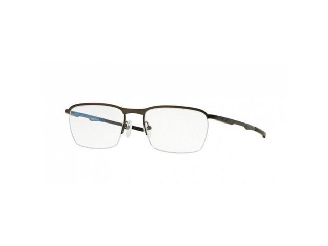 0b1432cd31a20 Oakley OX3186-05 Conductor Men s Pewter Frame Genuine Eyeglasses New In Box