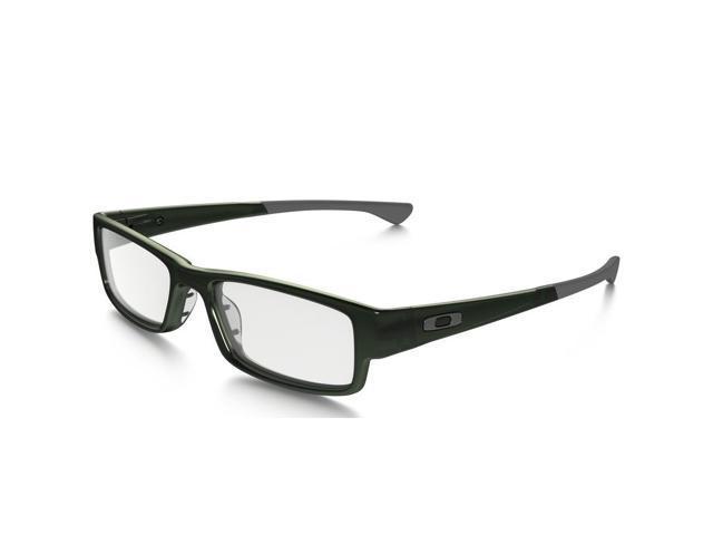 b2ed1c1ed28 Oakley OX8046-05 Airdrop Unisex Green Frame Genuine Eyeglasses New In Box