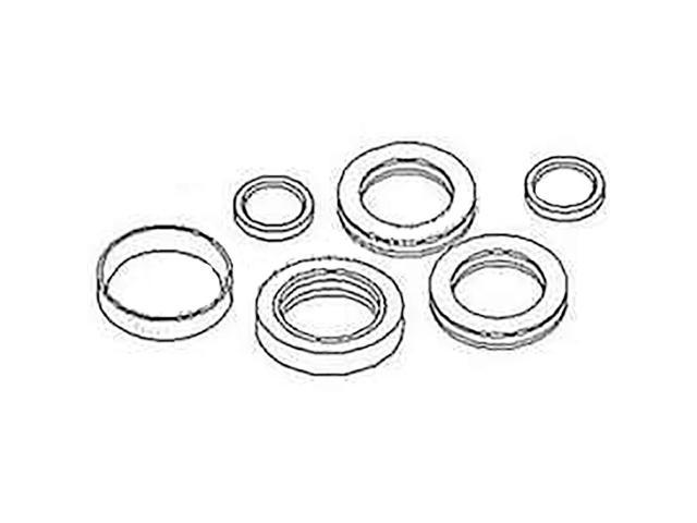190 18477 Grapple Fork Cylinder Seal Kit Rod Bore Made To Fit