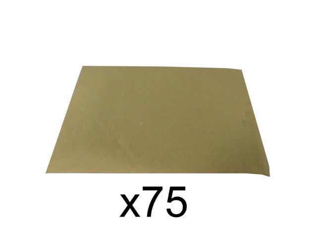 75 8 5 X 11 Chipboard Cardboard Craft Scrapbook Material