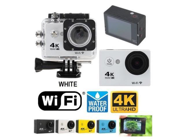 462a19089 LOVE2EVOLUTION Wifi 12MP Full HD 4K Go Pro Style Action Camera Waterproof  Sports Action Camera 170° wide-angle Helmet Camcorder Diving Video DVR and  Free ...