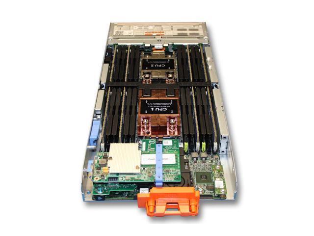 Dell PowerEdge FC630 Server 2x E5-2630v3 2 4GHz 8-Core 512GB 4x 800GB SSD  H730P - Newegg com