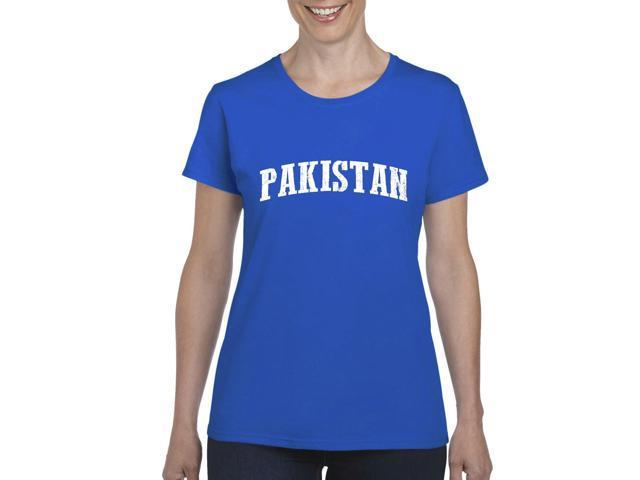 Artix What To Do in Pakistan Women's T-shirt Tee Clothes XX-Large Royal  Blue - Newegg com