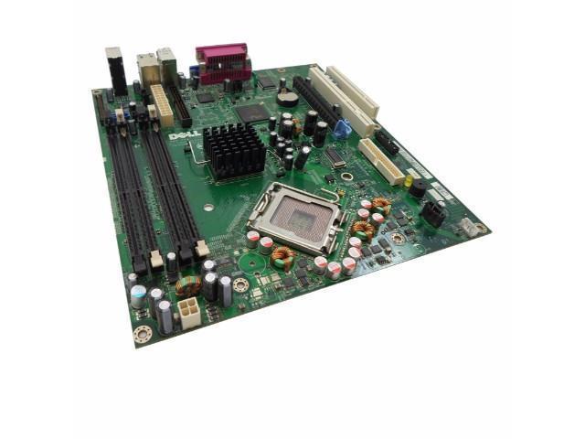0Nd237 Dell System Board For Optiplex Gx620 P//N Dell Origin 0Nd237