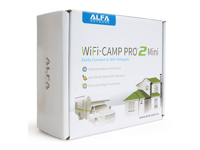 ALFA R36A USB Wi-Fi Router Repeater make long range w// AWUS036NH AWUS036NEH R36