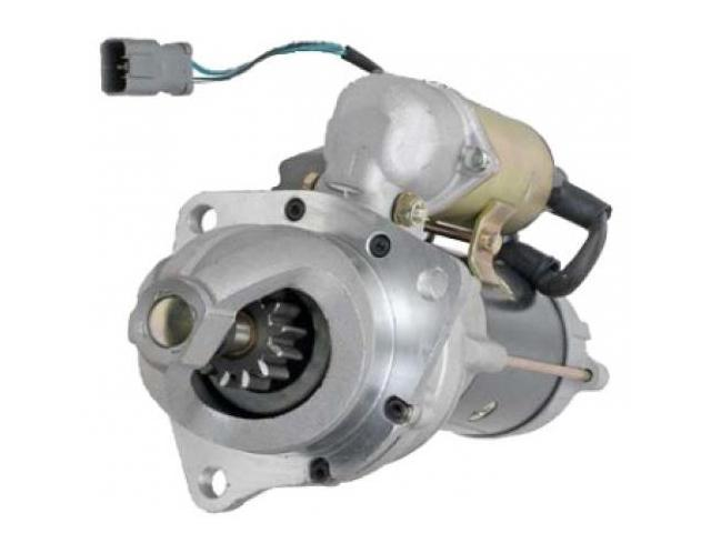 Starter Fits Komatsu Excavators Loaders Motor Graders 0-23000-1230,  0-23000-1231 - Newegg com