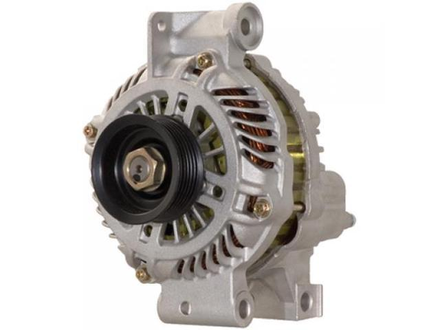 Alternator fits mazda l with manual