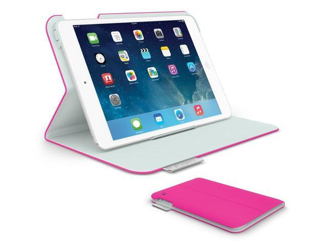 Logitech Folio Protective Case for iPad mini - Fantasy Pink