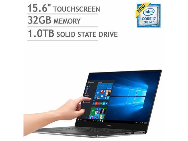 b1f6edf7e Dell XPS 15 Touchscreen Laptop - Intel Core i7 - 4K Ultra HD - 4GB NVIDIA