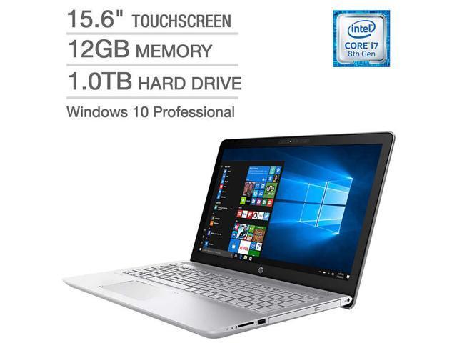 Hp Pavilion 15t Touchscreen Laptop Intel Core I7 4gb