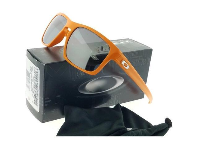 1f84dc21ae0 OAKLEY Men OO9262-59 Sunglasses Sliver Atomic Orange - Newegg.com
