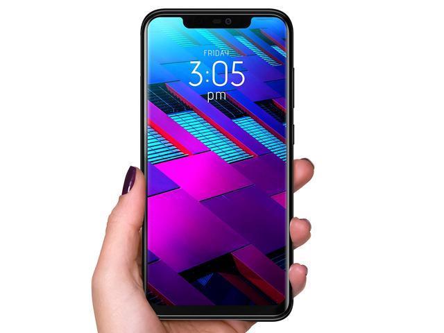 BLU Vivo XI+ V0311WW 128GB Unlocked Verizon/GSM Android Phone w/ Dual:  16MP 5MP Camera - Black - Newegg com
