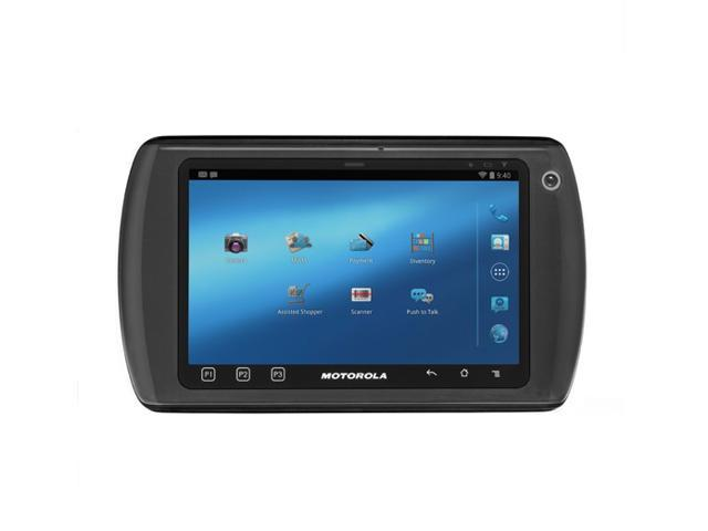 Refurbished Motorola Et1 Android Tablet With Charger Barcode