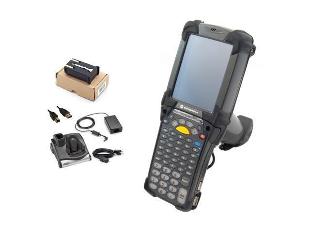 Motorola Mc9090 G Wireless Mobile Computer 2d1d Barcode Scanner