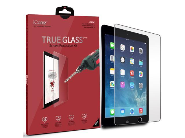 iCarez [Tempered Glass] Screen Protector for iPad Mini 1/2/3 [