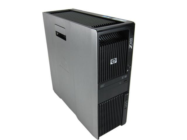 Refurbished: HP Z600 Workstation 2x Xeon X5675 3 06GHz 6C 48GB 240GB SSD  2TB Q4000 Win10Pro - Newegg com