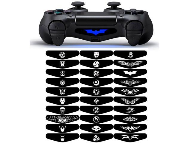 Extremerate 30 pcsset exclusive light bar sticker skin decal extremerate 30 pcsset exclusive light bar sticker skin decal lightbar cover for ps4 playstation aloadofball Image collections