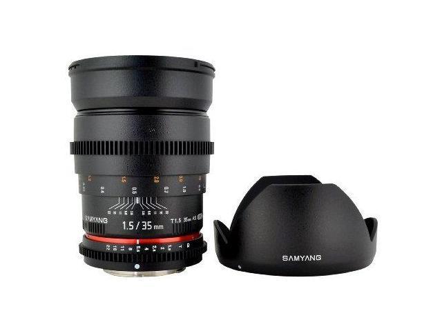 Samyang - 35 mm - f/1.5 - Full Frame Sensor - Wide Angle Lens for ...