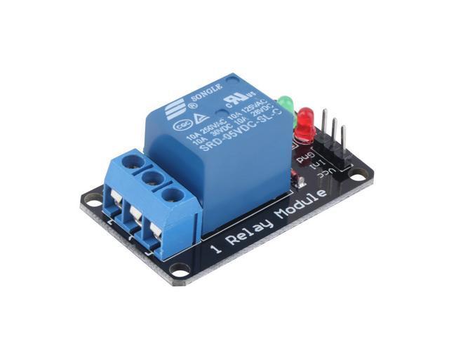 Relay Board Circuit