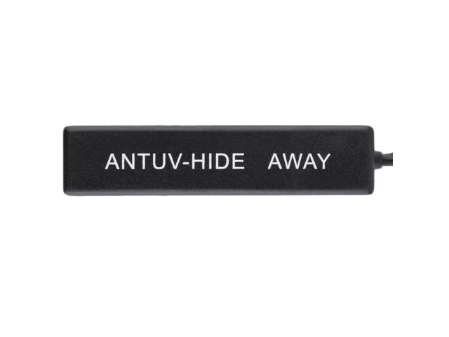 High Gain AM/FM Universal Replacement Amplified Hide-Away Antenna For Car -  Newegg com